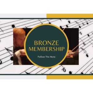 NAO Bronze Membership
