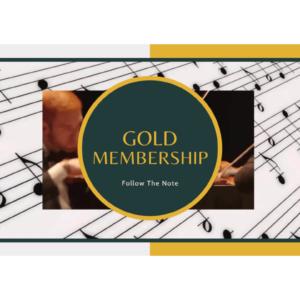 NAO Gold Membership