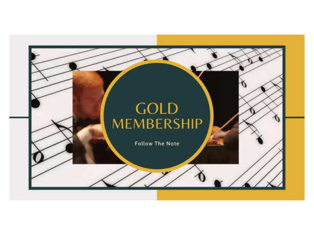 NAO Membership – Gold course image