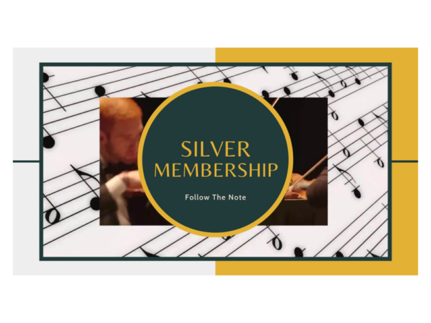 NAO Membership - Silver course image